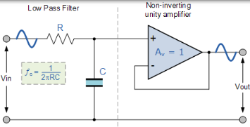 rc高通滤波器_有源低通滤波器 | 他山教程,只选择最优质的自学材料